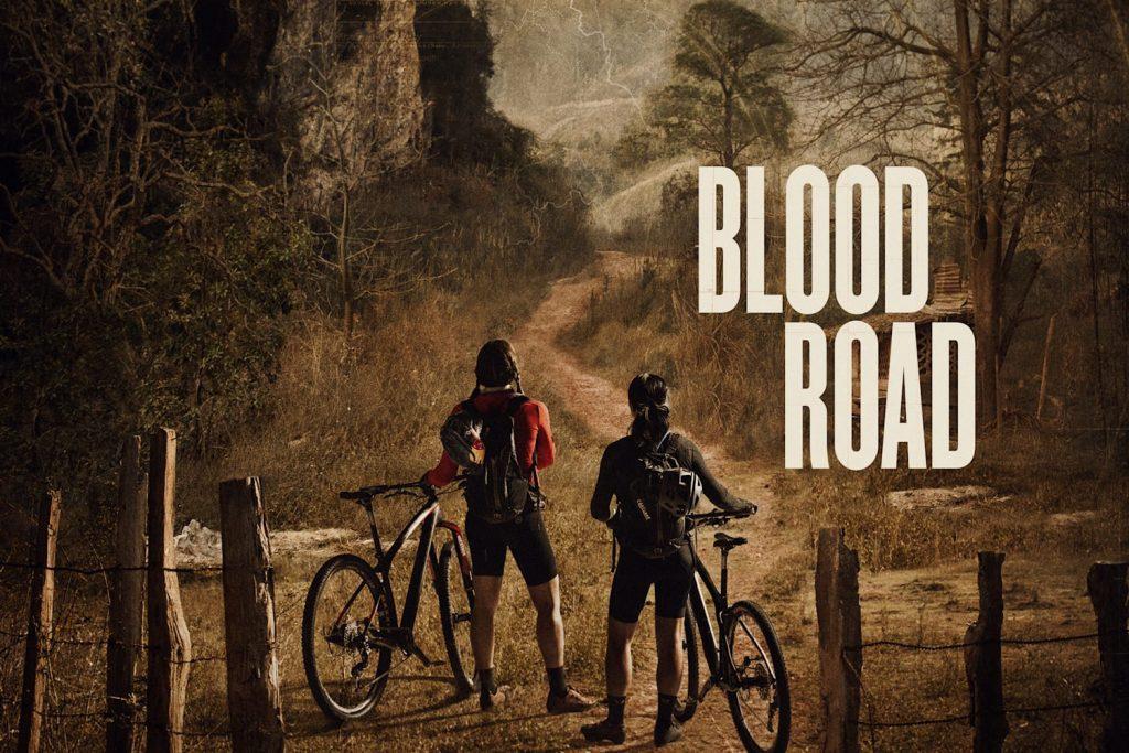 Películas ciclismo - Blood Road RedBull TB