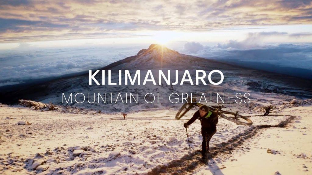 Películas ciclismo - Kilimanjaro Redbull TV