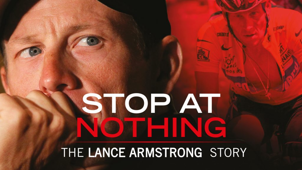 Documental ciclismo - Stop at nothing