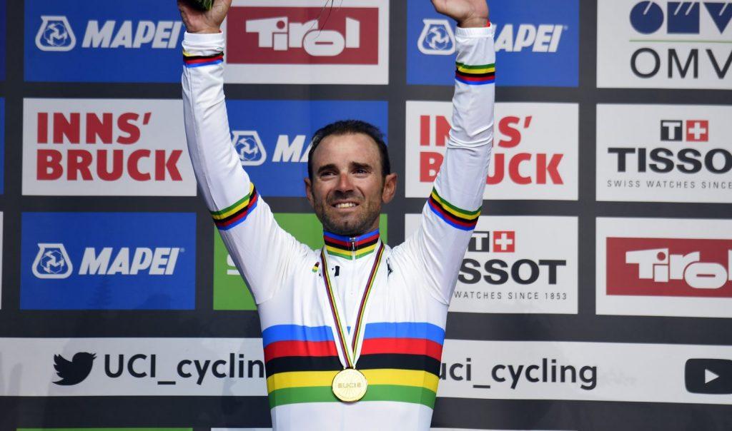 Reportajes ciclismo - El ciclista infinito - Alejandro Valverde