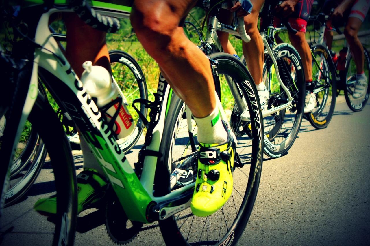 Condiciones para ciclistas federados