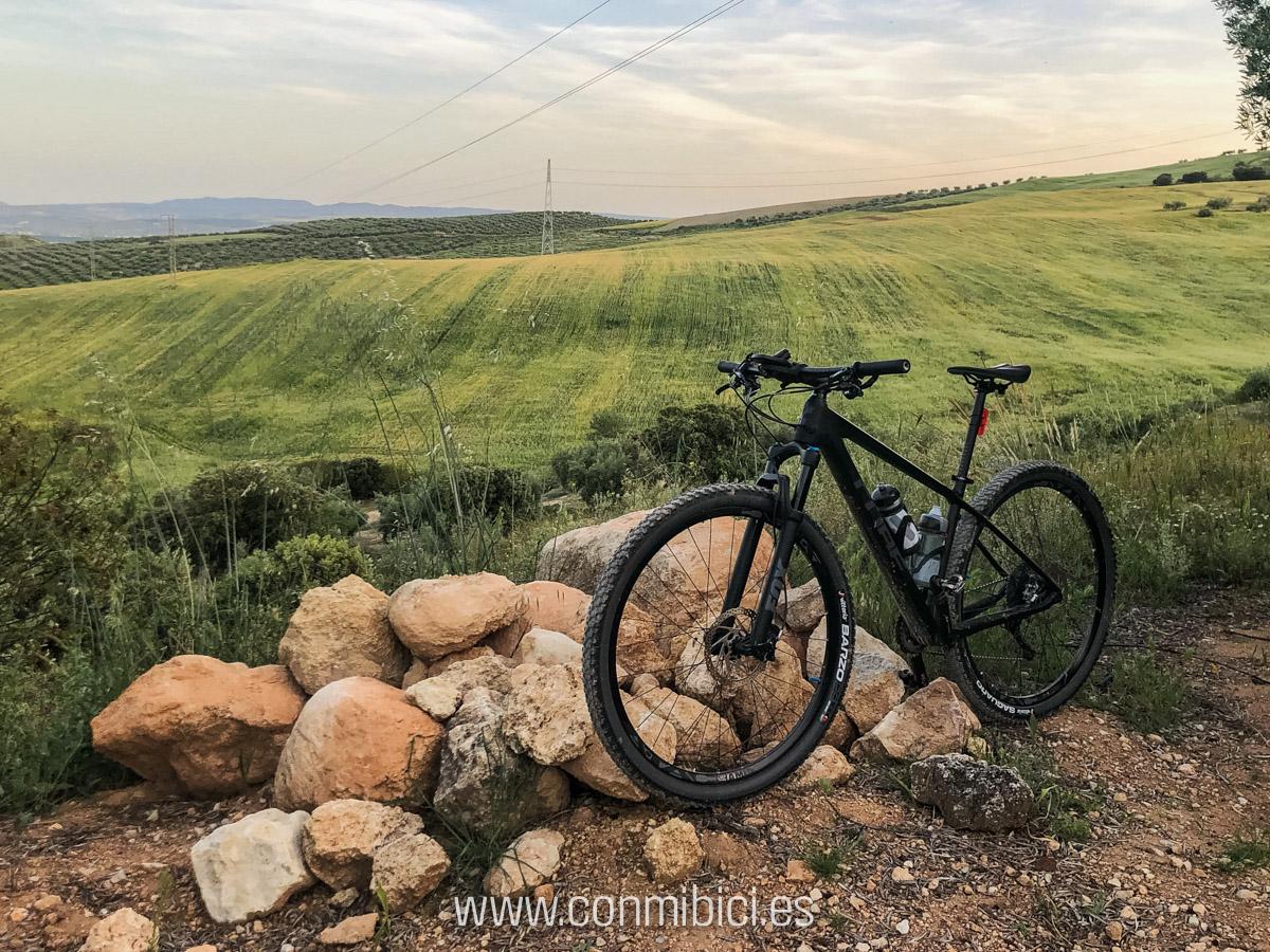 Ciclismo sin horarios en Fase 3